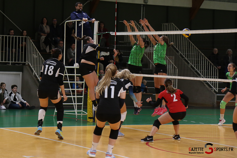 Volleyball Lamv Vs Vc Saint Polois (reynald Valleron) (18)