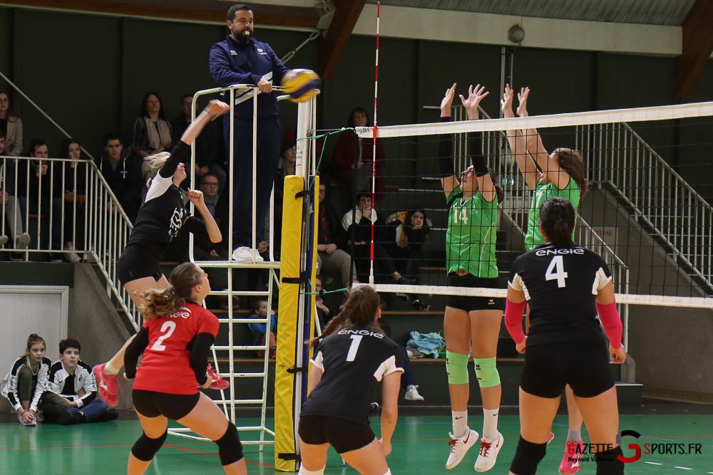 Volleyball Lamv Vs Vc Saint Polois (reynald Valleron) (23)