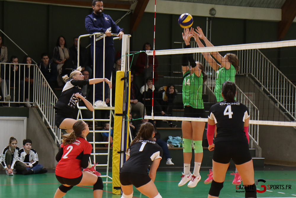 Volleyball Lamv Vs Vc Saint Polois (reynald Valleron) (24)