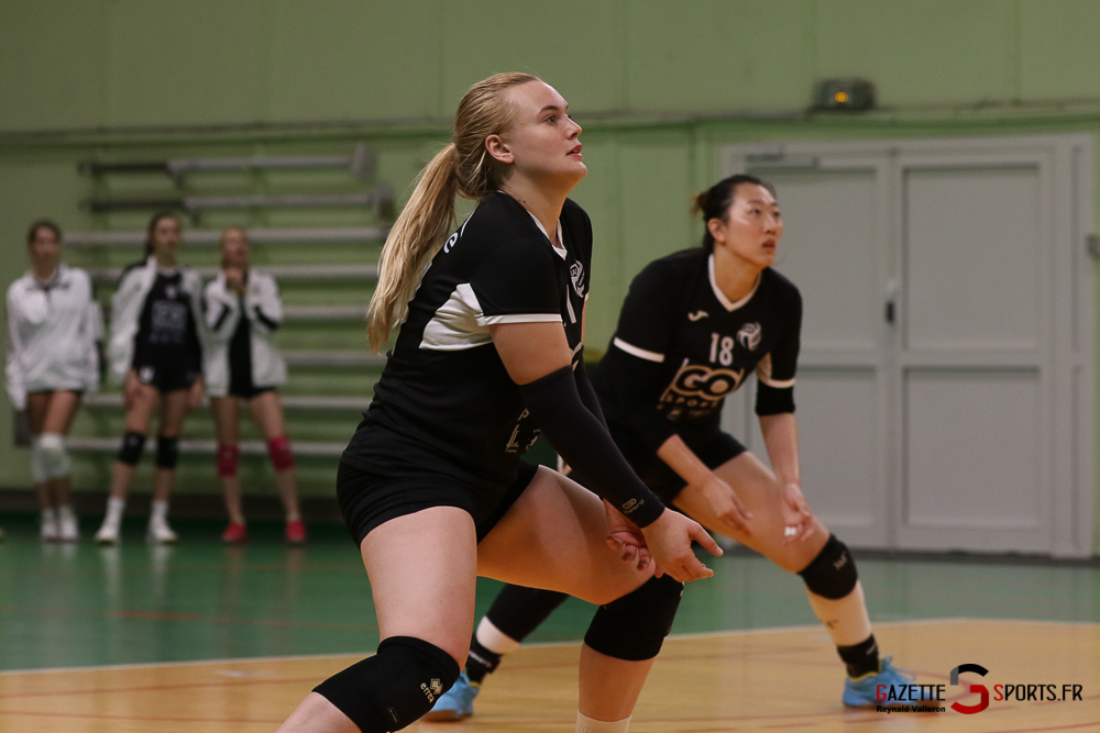 Volleyball Lamv Vs Vc Saint Polois (reynald Valleron) (35)