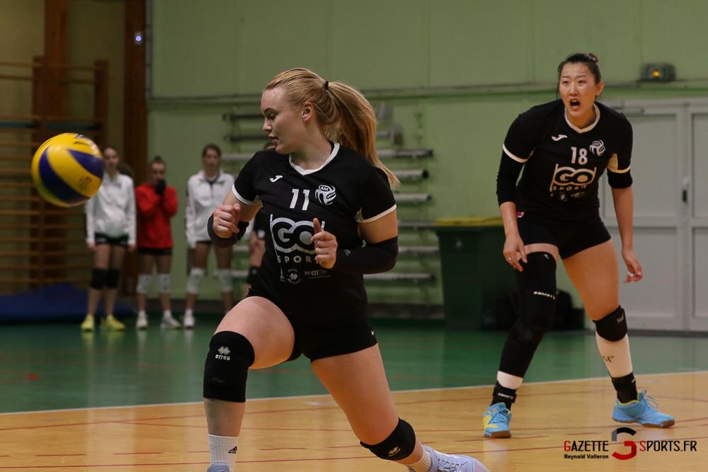 Volleyball Lamv Vs Vc Saint Polois (reynald Valleron) (36)