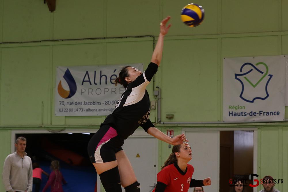 Volleyball Lamv Vs Vc Saint Polois (reynald Valleron) (38)
