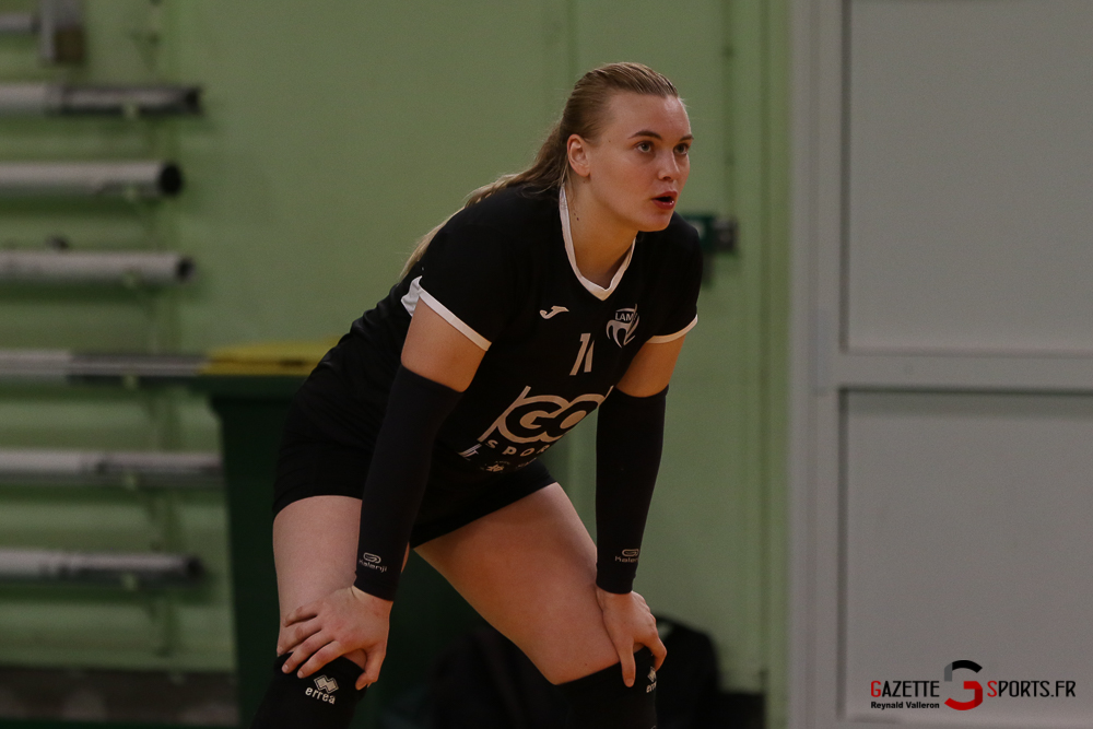 Volleyball Lamv Vs Vc Saint Polois (reynald Valleron) (40)