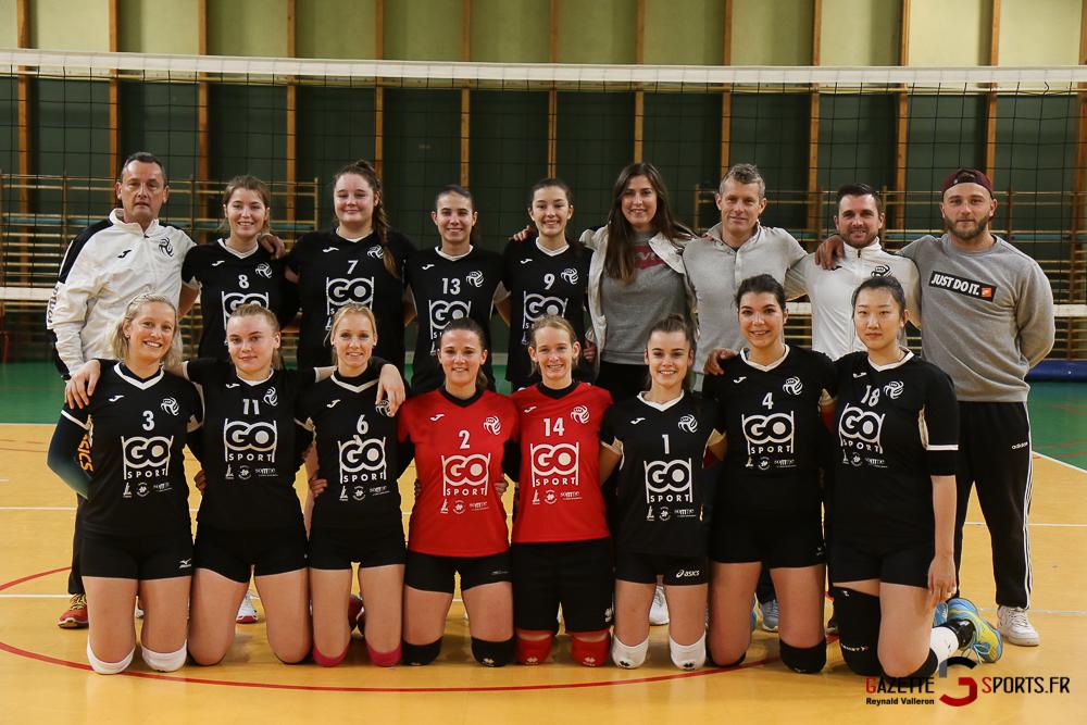 Volleyball Lamv Vs Vc Saint Polois (reynald Valleron) (5)