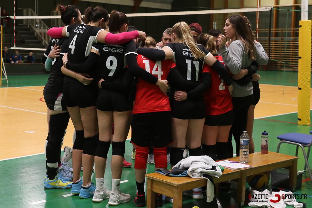 Volleyball Lamv Vs Vc Saint Polois (reynald Valleron) (6)
