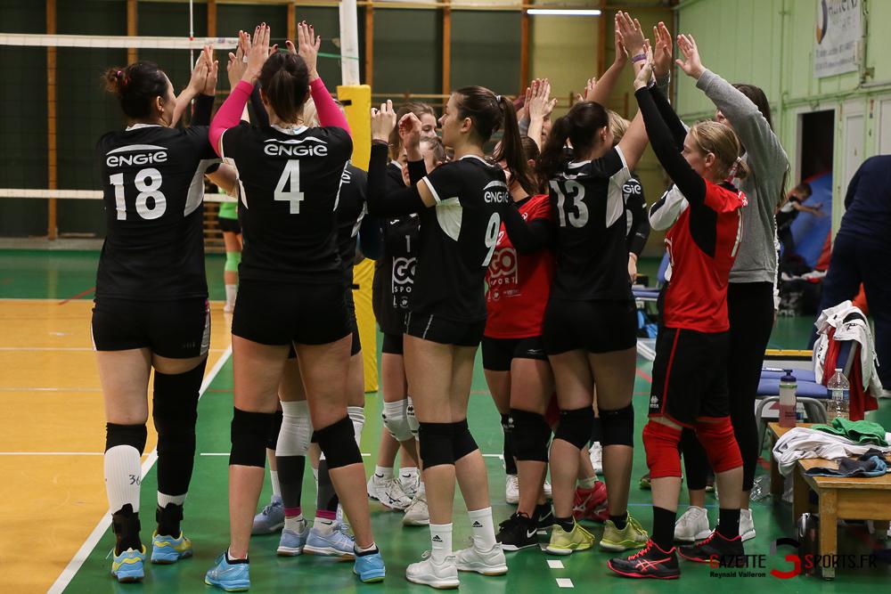 Volleyball Lamv Vs Vc Saint Polois (reynald Valleron) (7)