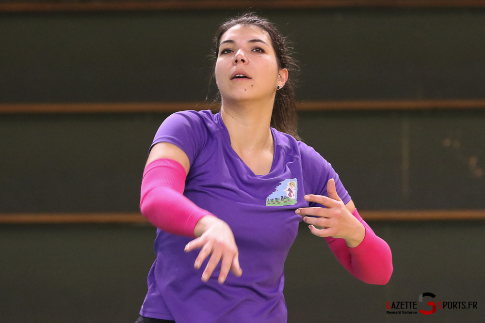 Volleyball Lamvb (f) Vs Acbb (reynald Valleron) (1)