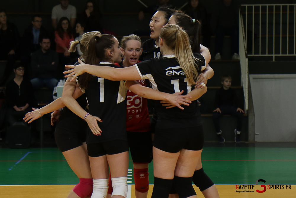 Volleyball Lamvb (f) Vs Acbb (reynald Valleron) (61)