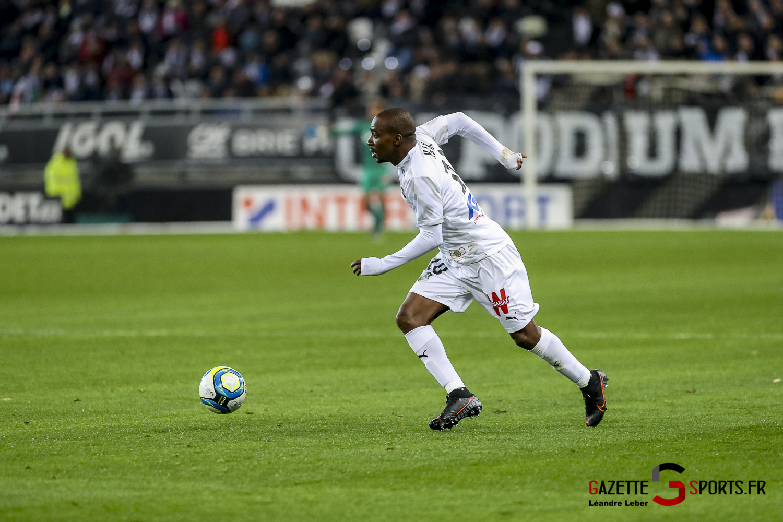 Amiens Sc Vs Strasbourg Ligue 1 Gael Kakuta 0001 Leandre Leber Gazettesports
