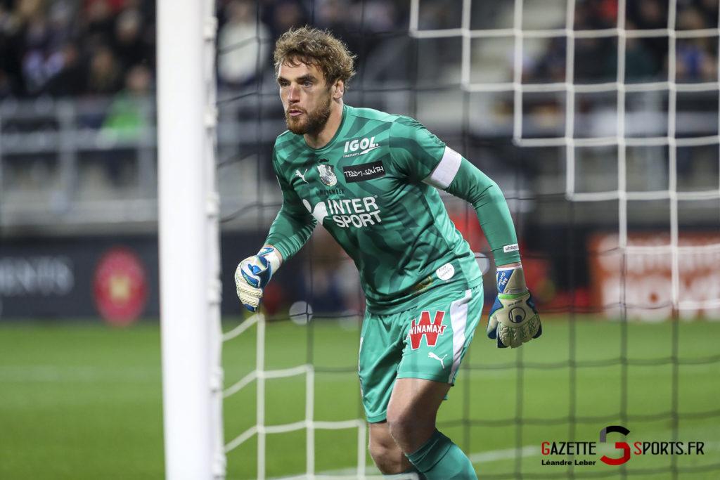 Amiens Sc Vs Strasbourg Ligue 1 Regis Gurtner 0003 Leandre Leber Gazettesports