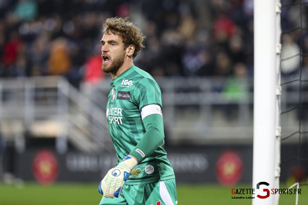 Amiens Sc Vs Strasbourg Ligue 1 Regis Gurtner 0005 Leandre Leber Gazettesports