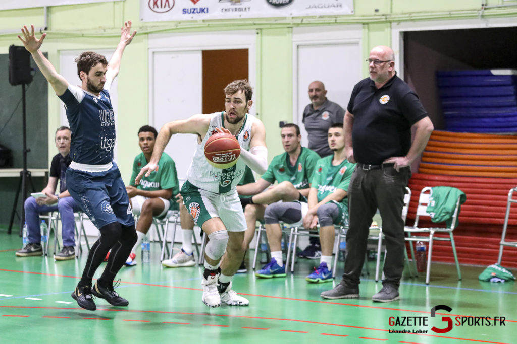 Esclams Longueau Basket Vs Rennes 0002 Leandre Leber Gazettesports