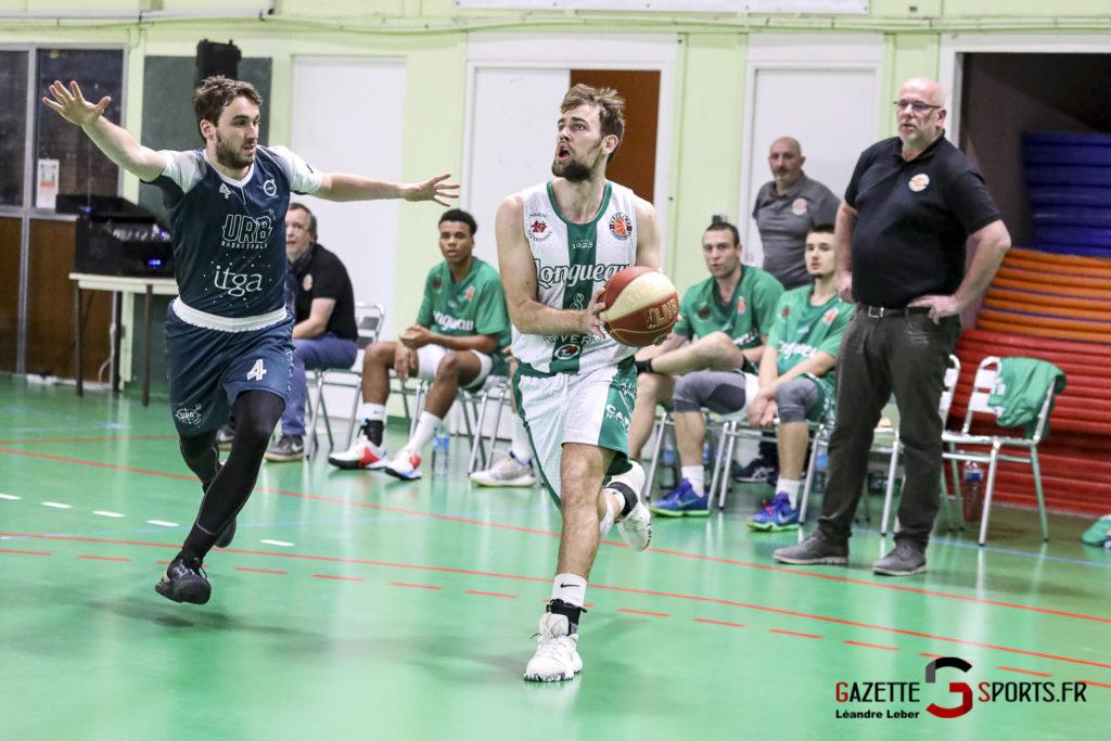 Esclams Longueau Basket Vs Rennes 0003 Leandre Leber Gazettesports