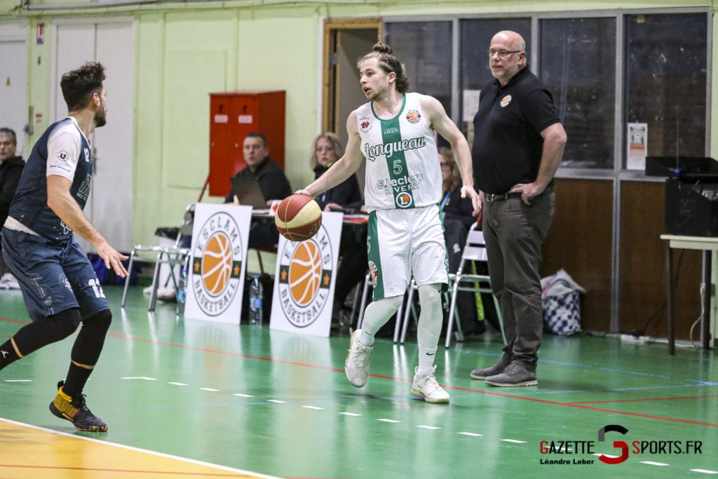 Esclams Longueau Basket Vs Rennes 0005 Leandre Leber Gazettesports