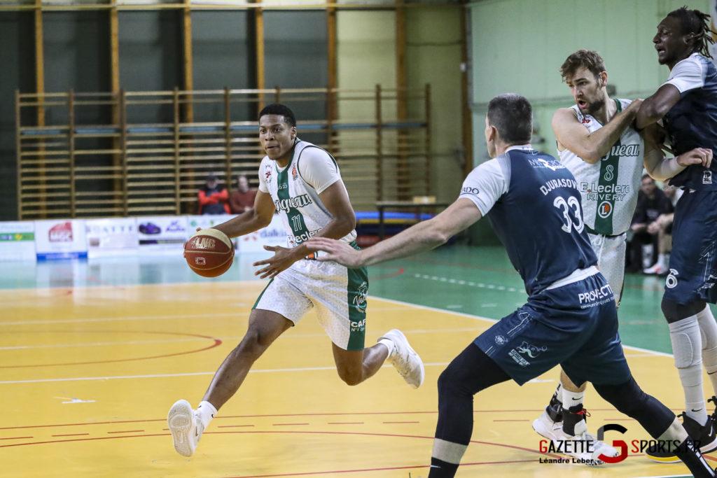 Esclams Longueau Basket Vs Rennes 0006 Leandre Leber Gazettesports