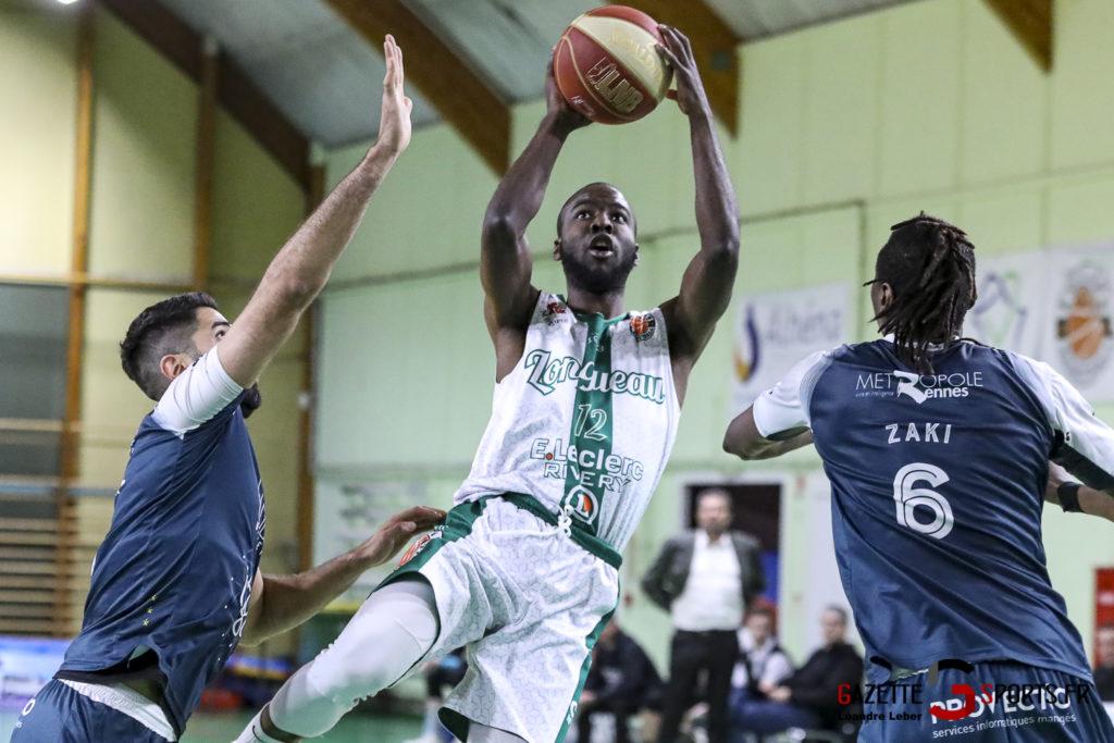 Esclams Longueau Basket Vs Rennes 0010 Leandre Leber Gazettesports