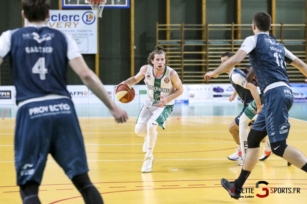 Esclams Longueau Basket Vs Rennes 0013 Leandre Leber Gazettesports