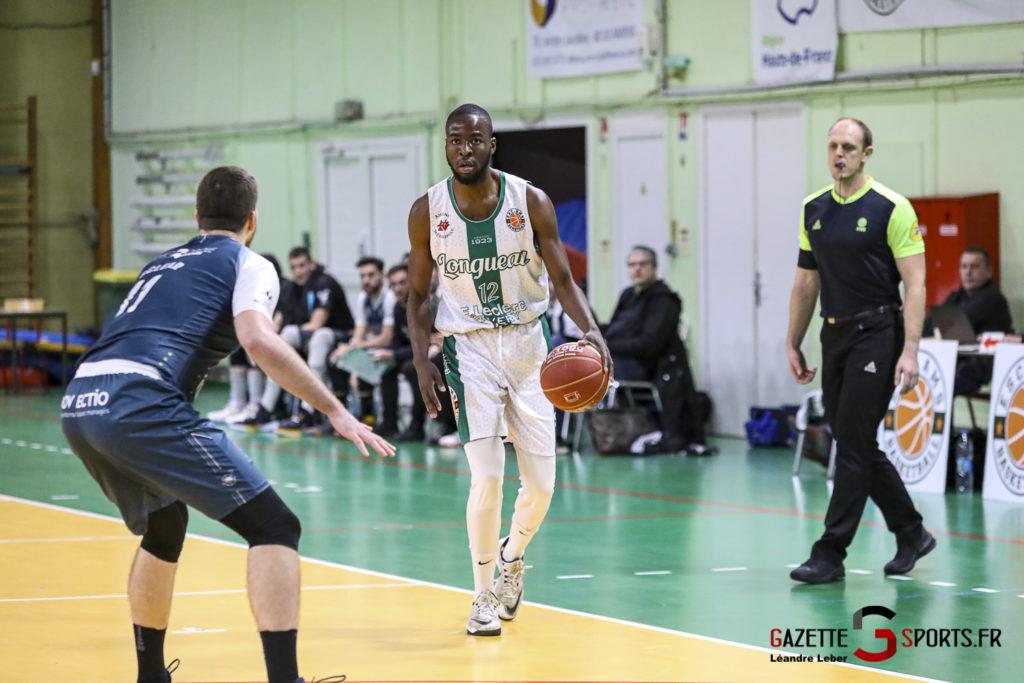 Esclams Longueau Basket Vs Rennes 0014 Leandre Leber Gazettesports