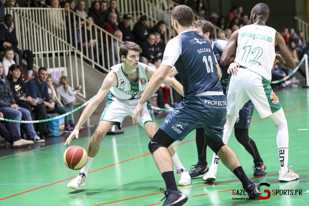 Esclams Longueau Basket Vs Rennes 0016 Leandre Leber Gazettesports