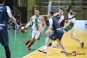 Esclams Longueau Basket Vs Rennes 0017 Leandre Leber Gazettesports