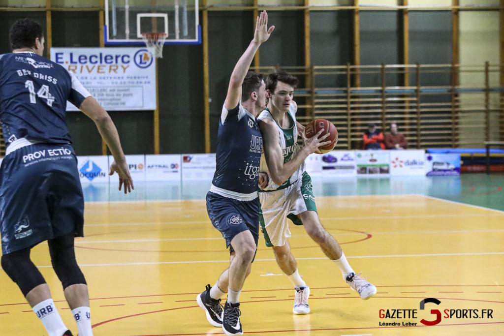 Esclams Longueau Basket Vs Rennes 0018 Leandre Leber Gazettesports