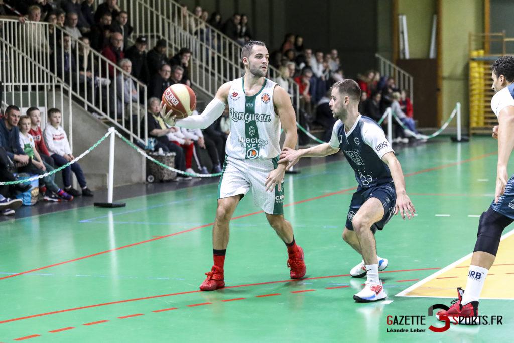 Esclams Longueau Basket Vs Rennes 0020 Leandre Leber Gazettesports