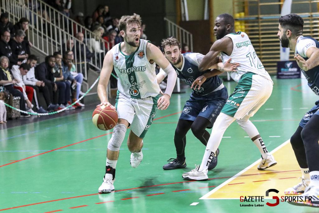 Esclams Longueau Basket Vs Rennes 0022 Leandre Leber Gazettesports