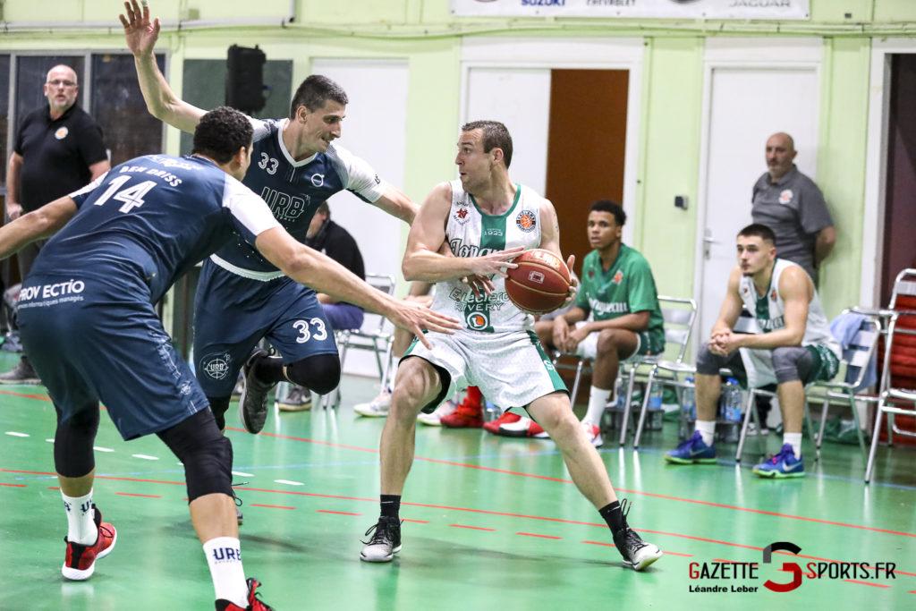 Esclams Longueau Basket Vs Rennes 0024 Leandre Leber Gazettesports