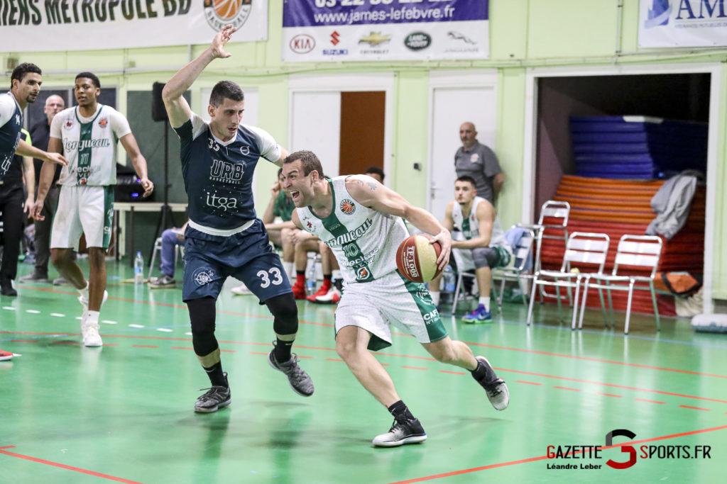 Esclams Longueau Basket Vs Rennes 0025 Leandre Leber Gazettesports