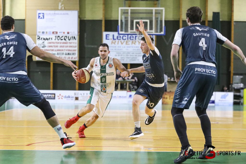 Esclams Longueau Basket Vs Rennes 0026 Leandre Leber Gazettesports
