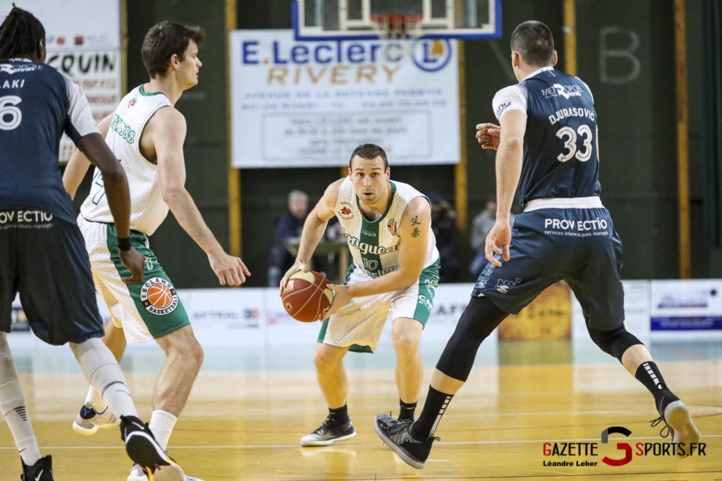 Esclams Longueau Basket Vs Rennes 0027 Leandre Leber Gazettesports