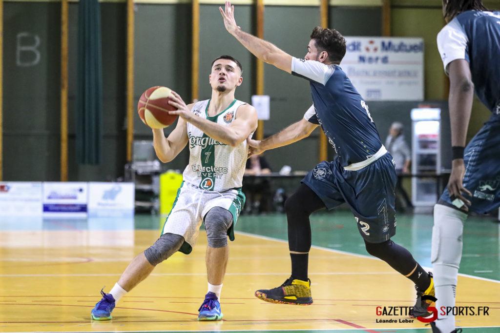 Esclams Longueau Basket Vs Rennes 0029 Leandre Leber Gazettesports