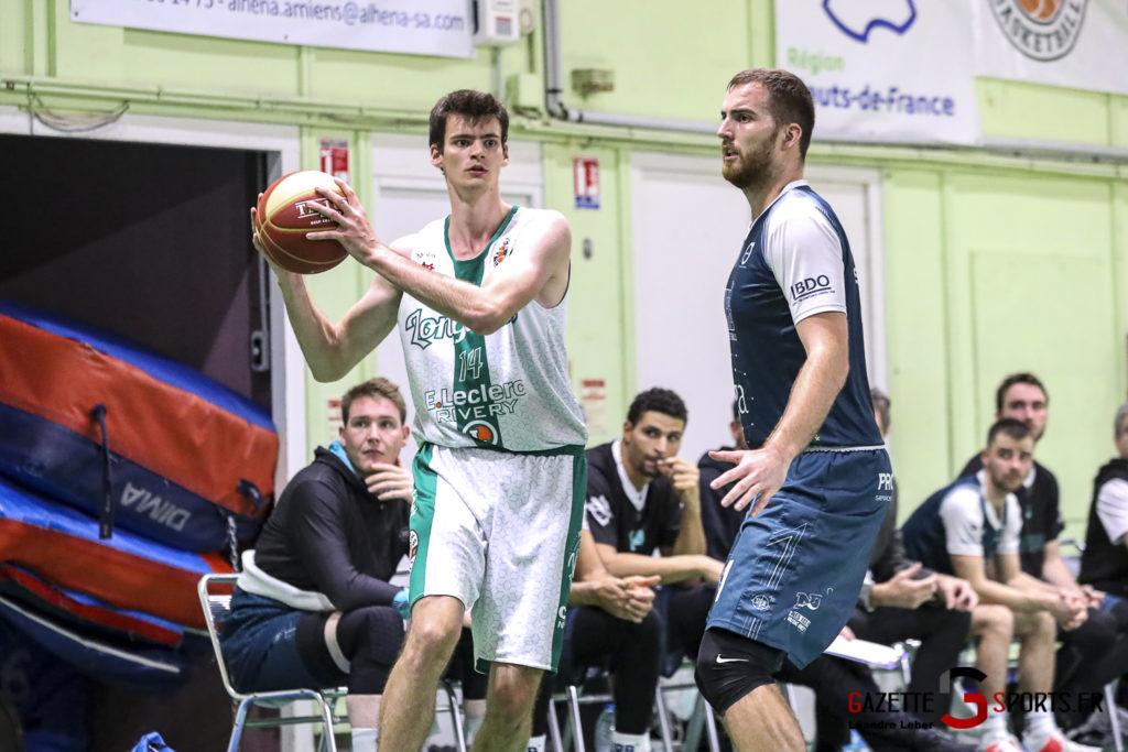 Esclams Longueau Basket Vs Rennes 0031 Leandre Leber Gazettesports
