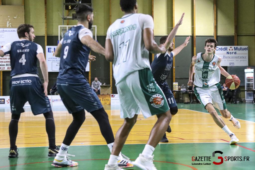 Esclams Longueau Basket Vs Rennes 0032 Leandre Leber Gazettesports