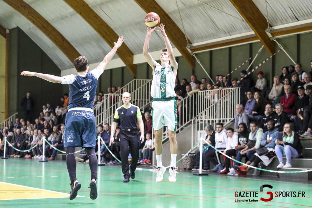 Esclams Longueau Basket Vs Rennes 0033 Leandre Leber Gazettesports