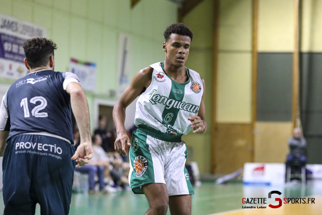 Esclams Longueau Basket Vs Rennes 0034 Leandre Leber Gazettesports