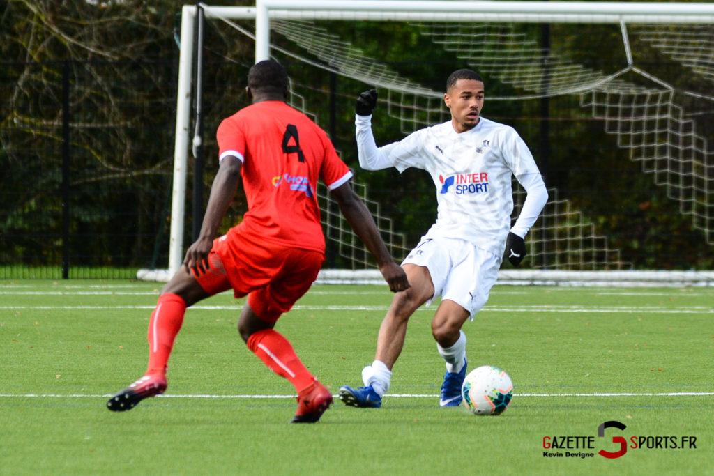 Football Amiens Sc B Vs Maubeuge Kevin Devigne Gazettesports