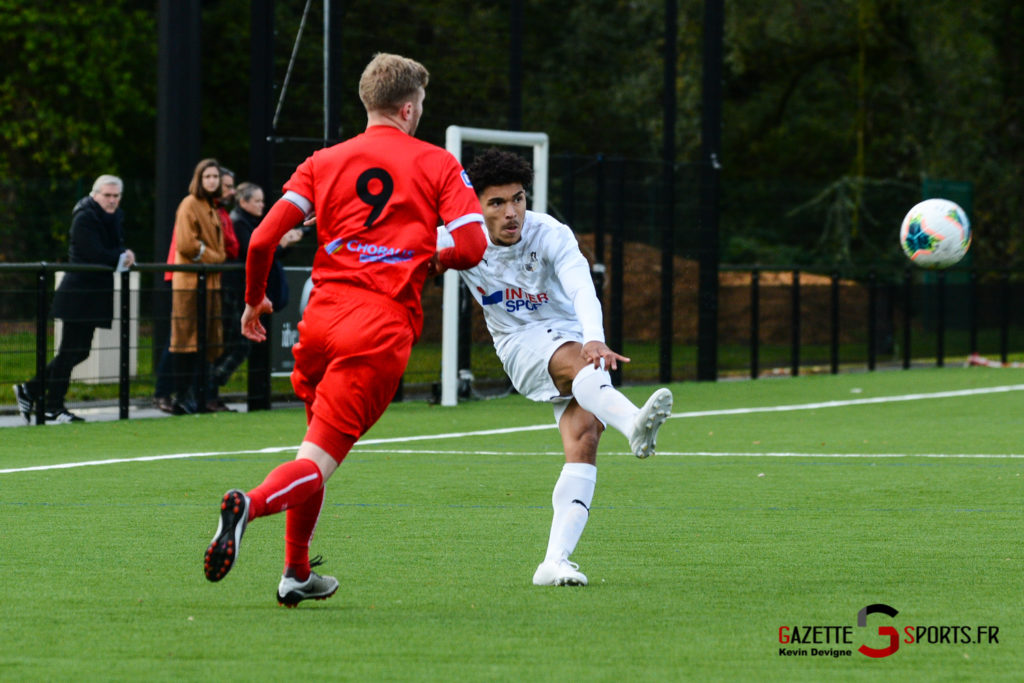 Football Amiens Sc B Vs Maubeuge Kevin Devigne Gazettesports 11