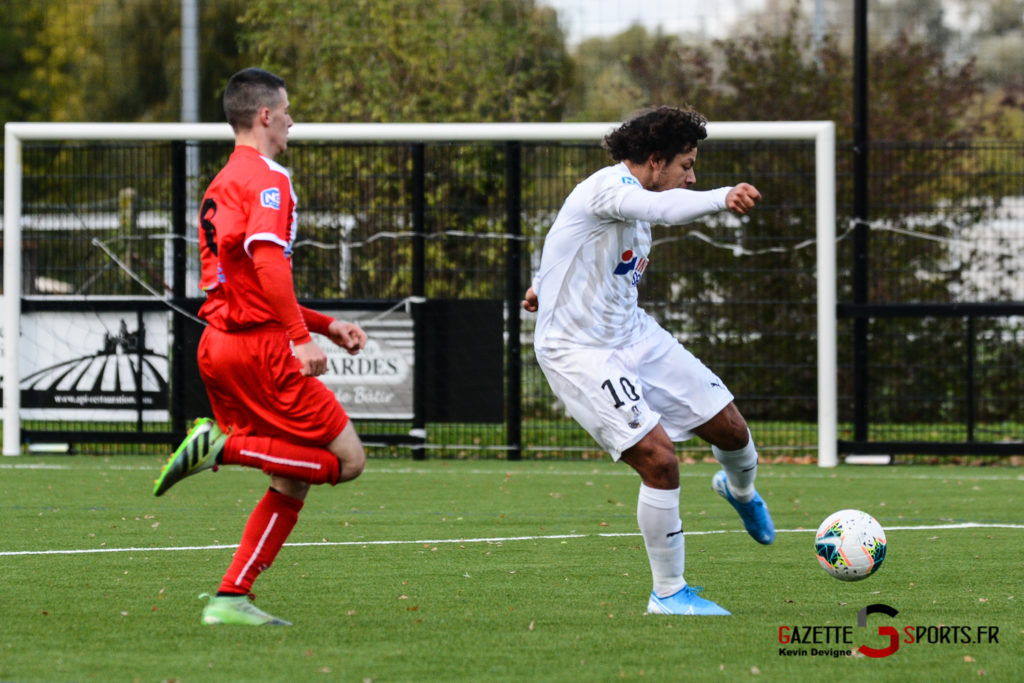 Football Amiens Sc B Vs Maubeuge Kevin Devigne Gazettesports 13
