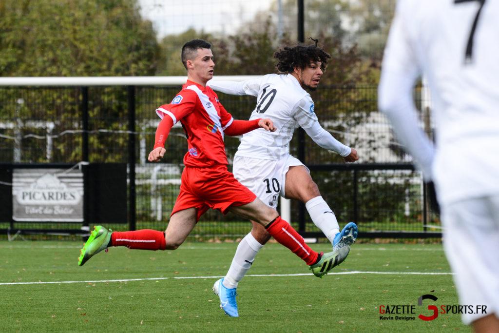 Football Amiens Sc B Vs Maubeuge Kevin Devigne Gazettesports 14
