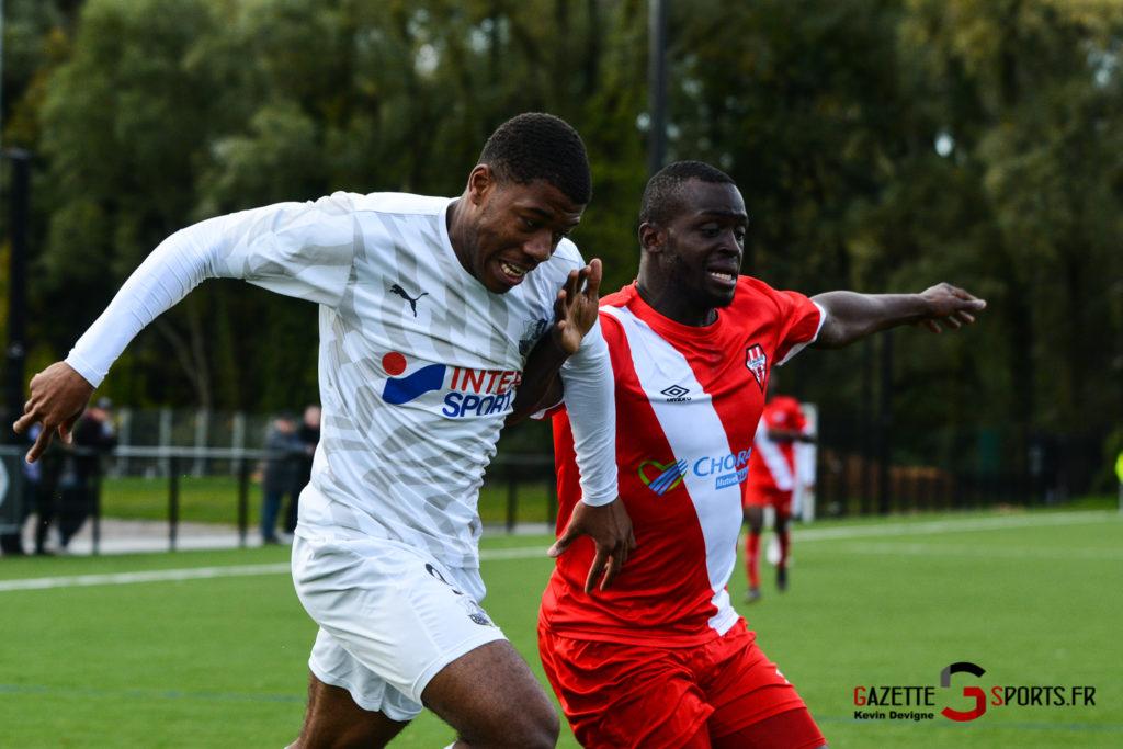 Football Amiens Sc B Vs Maubeuge Kevin Devigne Gazettesports 16