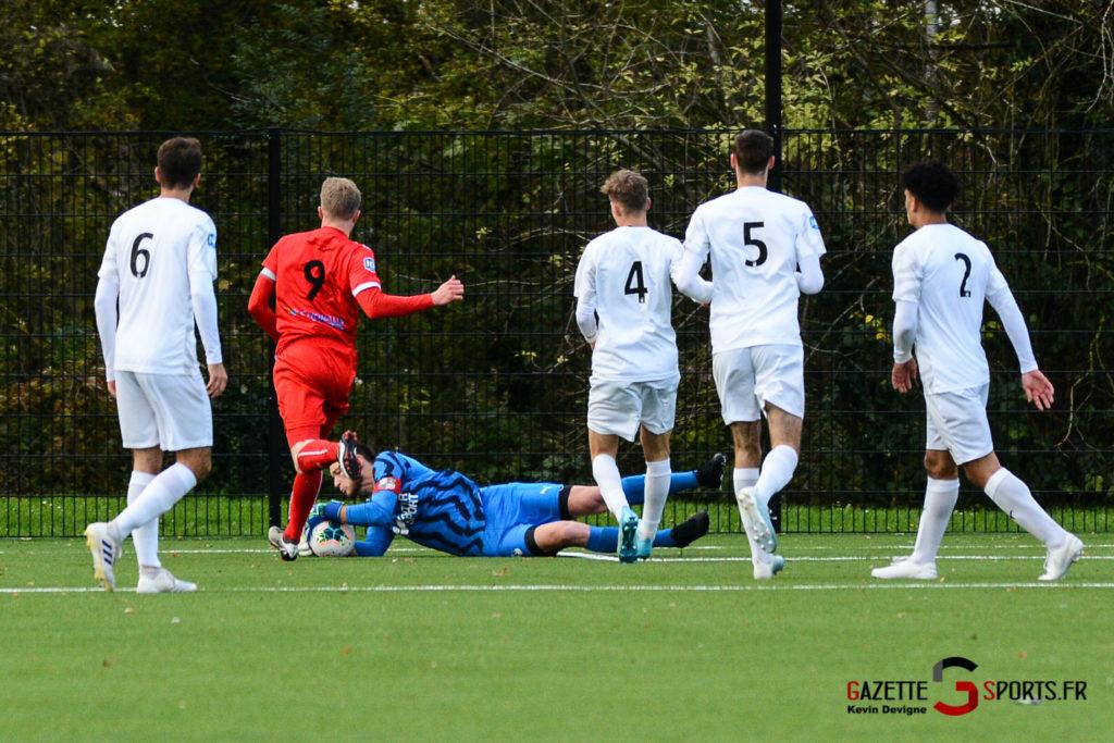 Football Amiens Sc B Vs Maubeuge Kevin Devigne Gazettesports 17