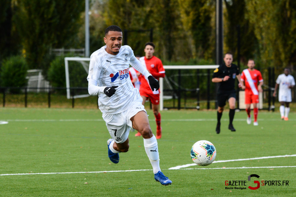 Football Amiens Sc B Vs Maubeuge Kevin Devigne Gazettesports 19