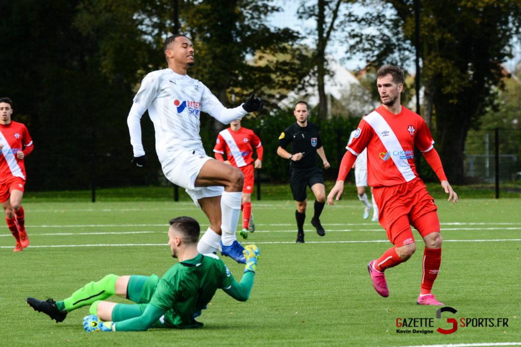 Football Amiens Sc B Vs Maubeuge Kevin Devigne Gazettesports 2