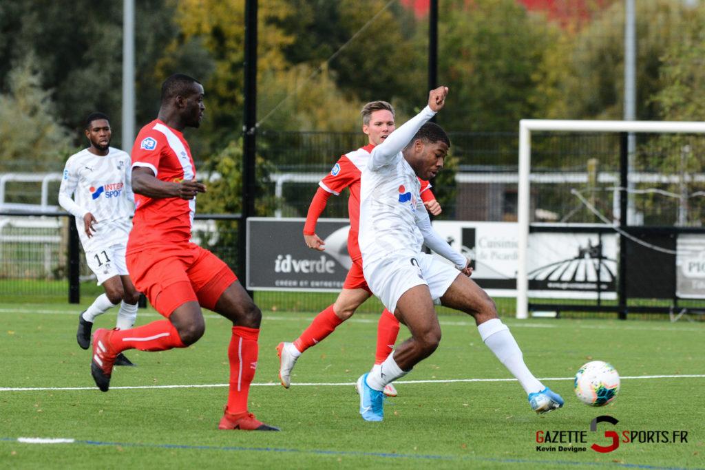 Football Amiens Sc B Vs Maubeuge Kevin Devigne Gazettesports 22