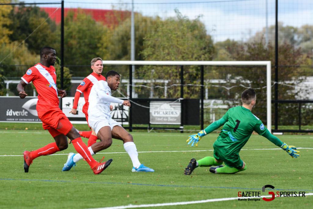 Football Amiens Sc B Vs Maubeuge Kevin Devigne Gazettesports 23
