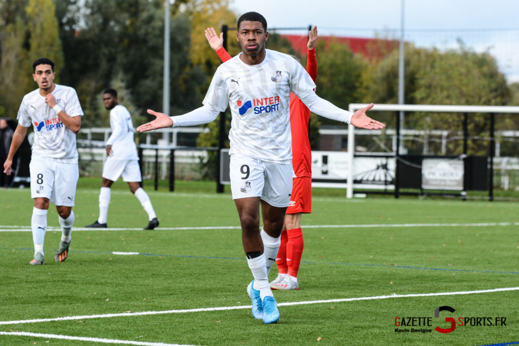 Football Amiens Sc B Vs Maubeuge Kevin Devigne Gazettesports 28