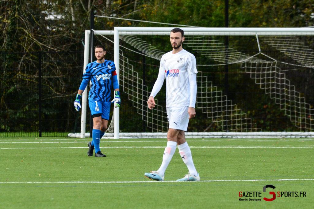 Football Amiens Sc B Vs Maubeuge Kevin Devigne Gazettesports 3