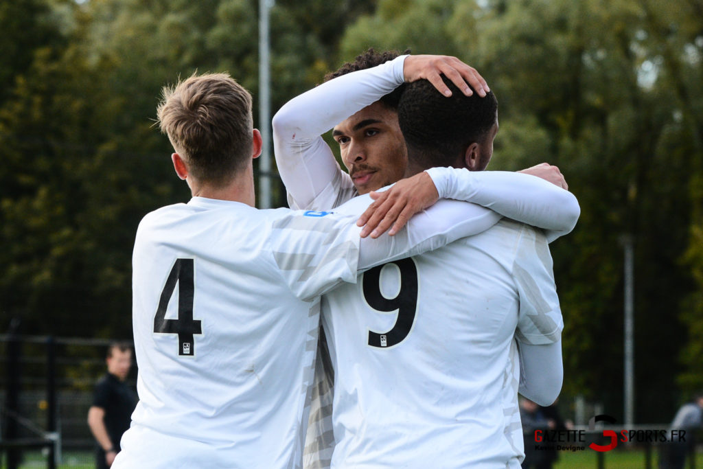 Football Amiens Sc B Vs Maubeuge Kevin Devigne Gazettesports 31