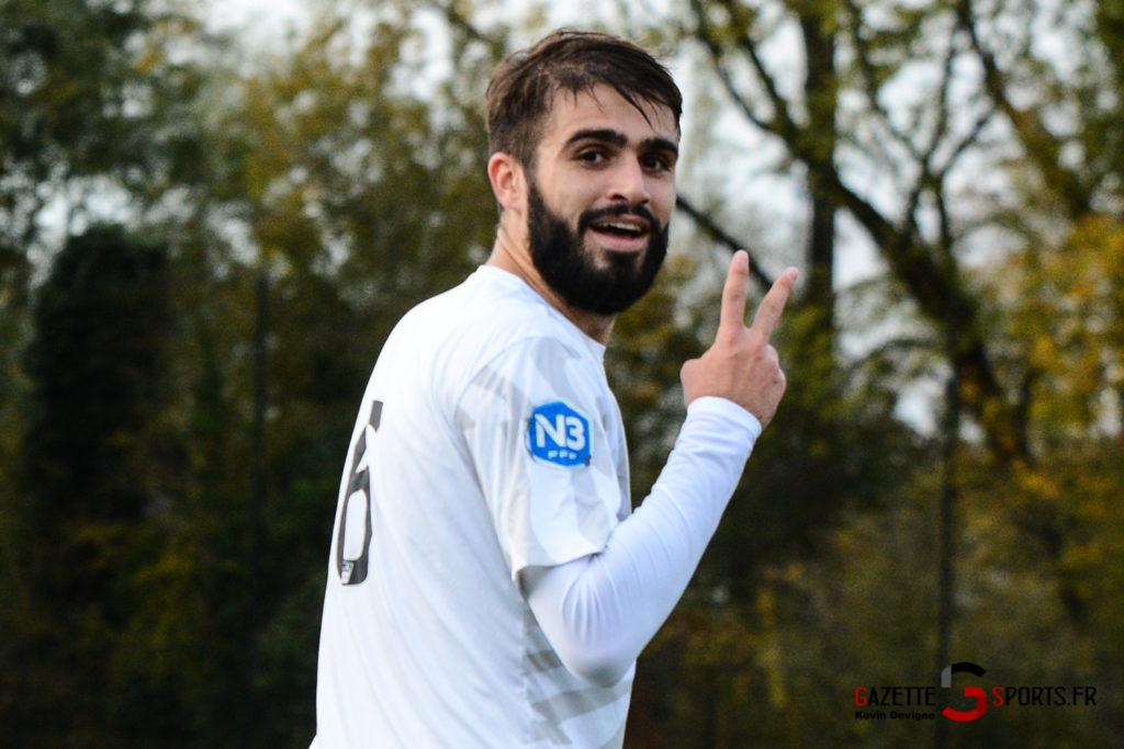 Football Amiens Sc B Vs Maubeuge Kevin Devigne Gazettesports 33